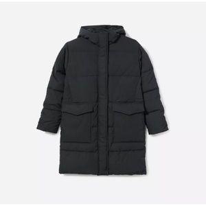 Everlane ReNew Puffer Black sz XS Coat Jacket